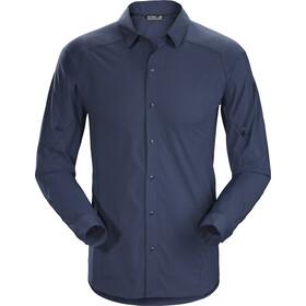 Arc'teryx Elaho LS Shirt Herre cobalt moon